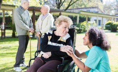 assisted living vs. independent living